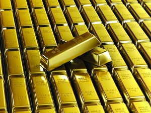 Gold Bars - How to rob commodity investors