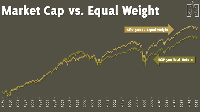 Some stocks are more equal than others.